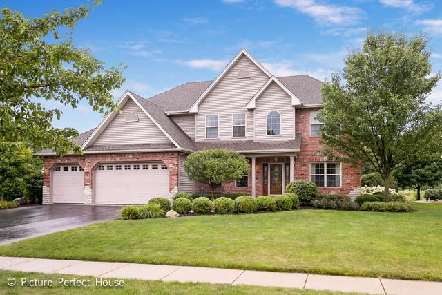 412 Heatherwood Drive, Oswego, IL 60543 (MLS #09909901) :: The Jacobs Group