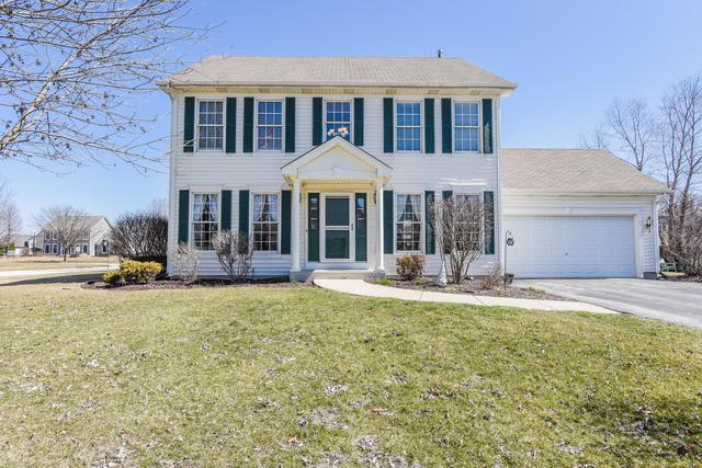 220 Andrew Lane, North Aurora, IL 60542 (MLS #09910328) :: The Jacobs Group
