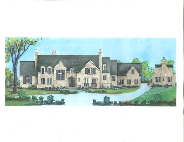 1955 Windridge Drive, Lake Forest, IL 60045 (MLS #09912257) :: Baz Realty Network | Keller Williams Preferred Realty