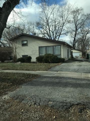 16210 Marshfield Avenue, Markham, IL 60428 (MLS #09912462) :: Lewke Partners