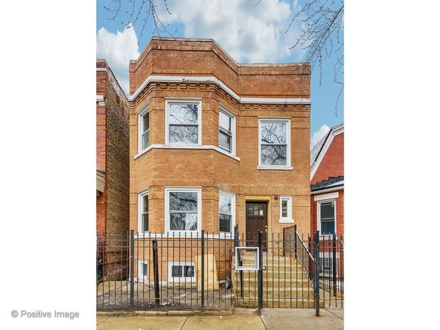 208 N Kostner Avenue, Chicago, IL 60624 (MLS #09912866) :: The Jacobs Group