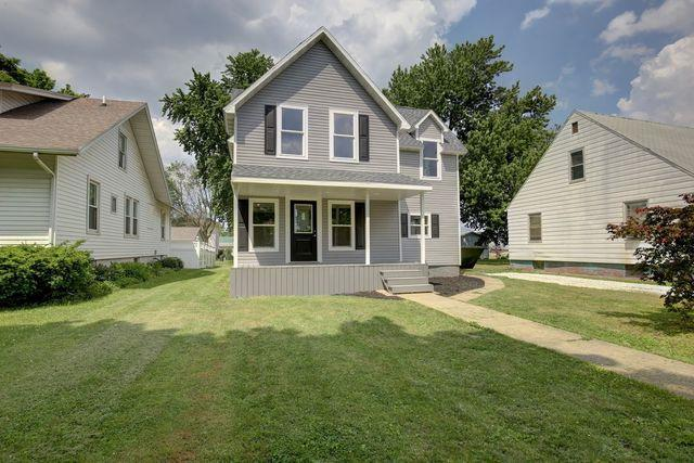 409 E State Street, Paxton, IL 60957 (MLS #09912976) :: Lewke Partners