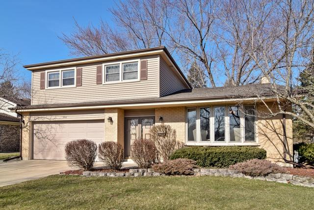 2510 N Forrest Lane, Arlington Heights, IL 60004 (MLS #09913567) :: The Schwabe Group