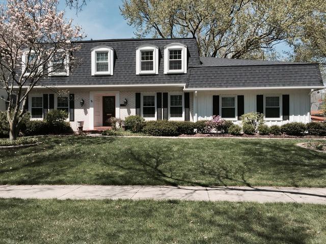 1321 Royal Saint George Drive, Naperville, IL 60563 (MLS #09913965) :: The Jacobs Group