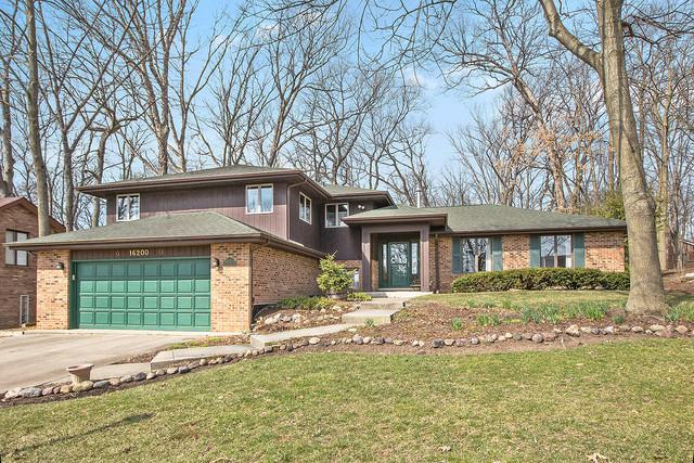 16200 S Pin Oak Court, Homer Glen, IL 60491 (MLS #09914553) :: Lewke Partners