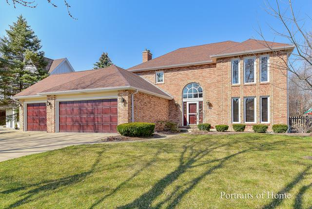 2040 Chatham Drive, Wheaton, IL 60189 (MLS #09914921) :: The Dena Furlow Team - Keller Williams Realty