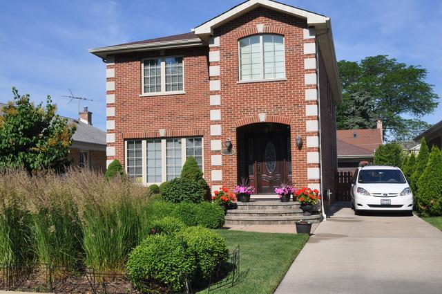 4924 N Octavia Avenue, Harwood Heights, IL 60706 (MLS #09915084) :: The Jacobs Group