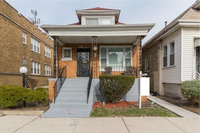 7519 S Eberhart Avenue, Chicago, IL 60619 (MLS #09915232) :: The Jacobs Group