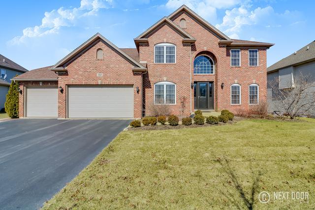 310 Berrywood Lane, Oswego, IL 60543 (MLS #09915238) :: The Jacobs Group