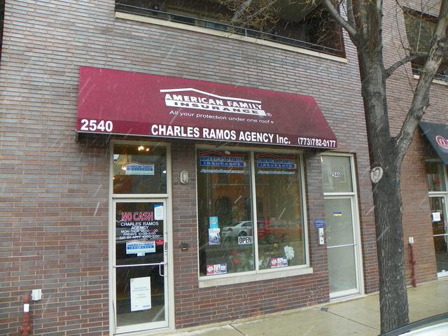 2540 Chicago Avenue #1, Chicago, IL 60622 (MLS #09915455) :: The Perotti Group