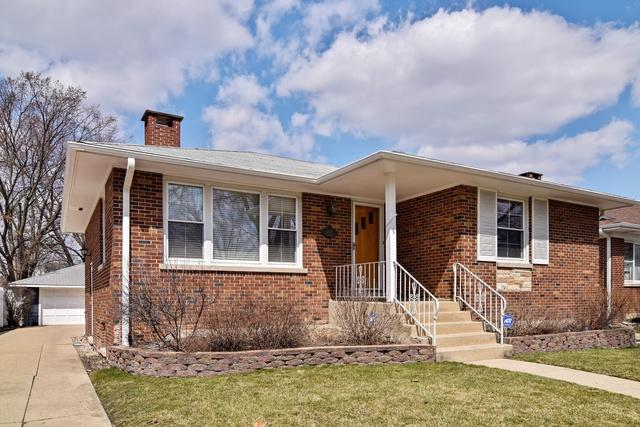 10342 Cambridge Street, Westchester, IL 60154 (MLS #09915661) :: The Jacobs Group
