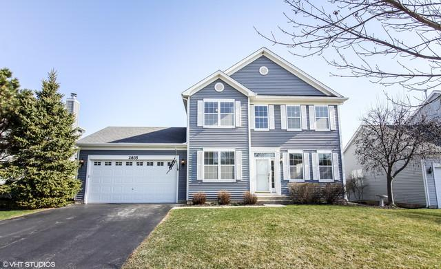 2835 Sweet Clover Way, Wauconda, IL 60084 (MLS #09915901) :: The Jacobs Group