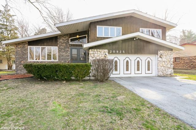 20925 Corinth Road, Olympia Fields, IL 60461 (MLS #09916151) :: The Jacobs Group
