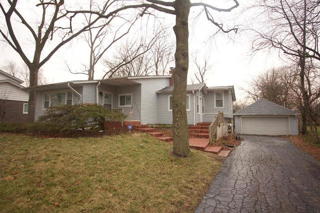 700 Burns Avenue, Flossmoor, IL 60422 (MLS #09916193) :: The Wexler Group at Keller Williams Preferred Realty