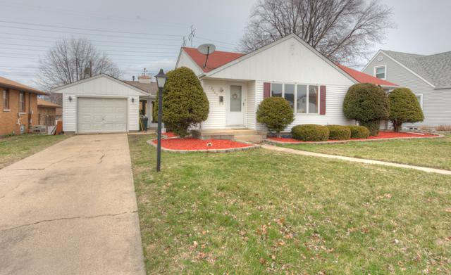 2907 Franklin Street, Highland, IN 46322 (MLS #09916706) :: Lewke Partners