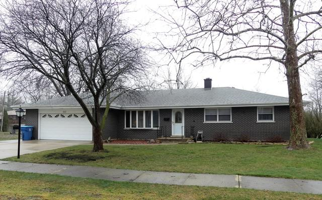 600 Orchard Drive, Crete, IL 60417 (MLS #09916714) :: The Jacobs Group