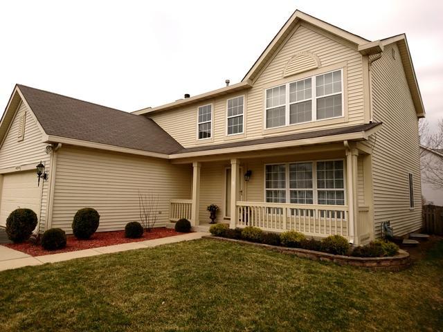 14219 S Greensboro Court, Plainfield, IL 60544 (MLS #09916739) :: Lewke Partners
