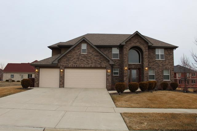 3105 Hermes Drive, Olympia Fields, IL 60461 (MLS #09916802) :: The Jacobs Group