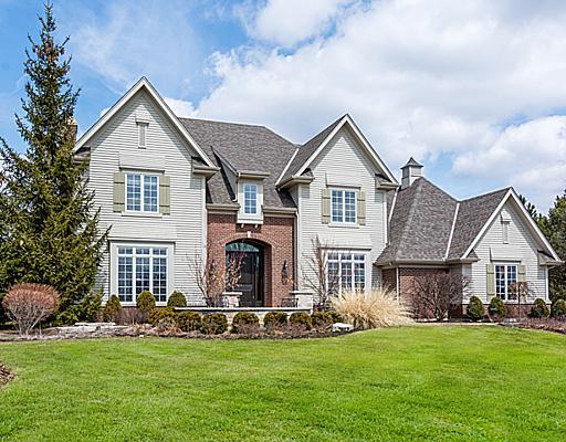 22465 N Prairie Lane, Kildeer, IL 60047 (MLS #09916904) :: Helen Oliveri Real Estate