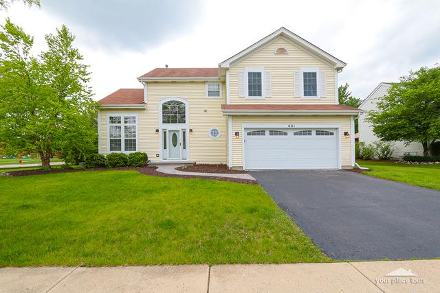 601 Charolotte Lane, Oswego, IL 60543 (MLS #09916927) :: Angie Faron with RE/MAX Ultimate Professionals