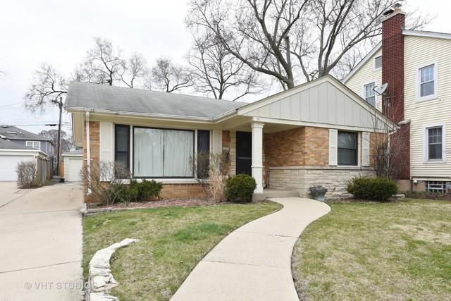 4204 Clausen Avenue, Western Springs, IL 60558 (MLS #09917001) :: The Wexler Group at Keller Williams Preferred Realty