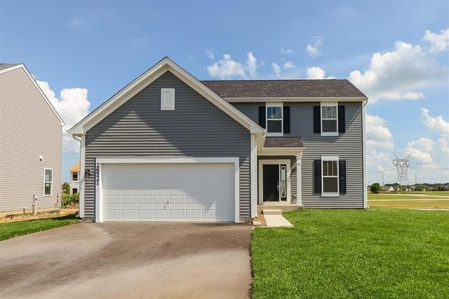 26512 W Winding Oak  Lot# 621 Trail, Channahon, IL 60410 (MLS #09917242) :: The Jacobs Group