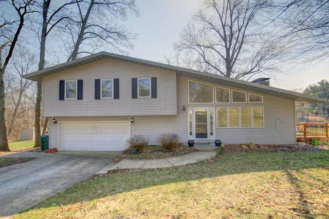 1175 Laura Drive, MONTICELLO, IL 61856 (MLS #09917458) :: Littlefield Group