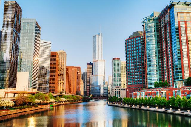 401 N Wabash Avenue 40D, Chicago, IL 60611 (MLS #09917534) :: The Dena Furlow Team - Keller Williams Realty