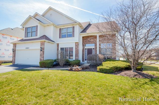 24800 Winterberry Lane, Plainfield, IL 60585 (MLS #09917649) :: The Wexler Group at Keller Williams Preferred Realty