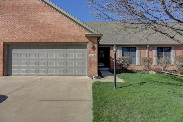1613 Broadmoor Drive #0, Champaign, IL 61821 (MLS #09917745) :: Littlefield Group