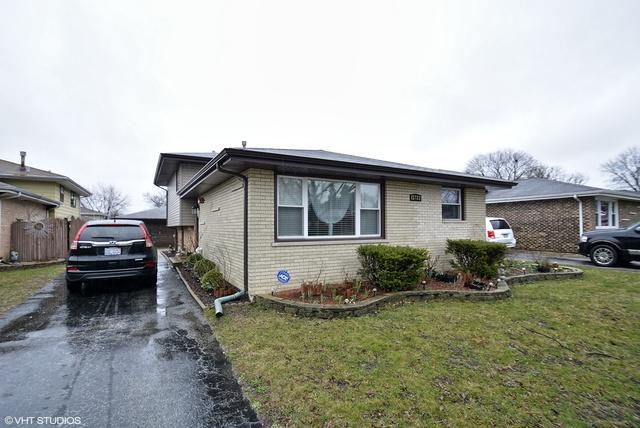 13723 S Lavergne Avenue S, Crestwood, IL 60445 (MLS #09917969) :: Lewke Partners