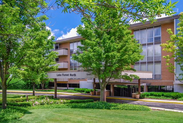 1301 N Western Avenue #301, Lake Forest, IL 60045 (MLS #09918046) :: The Jacobs Group