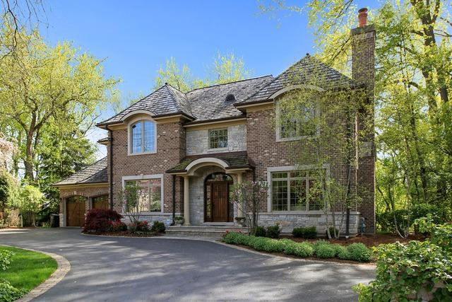 752 Brookvale Terrace, Glencoe, IL 60022 (MLS #09918169) :: The Jacobs Group