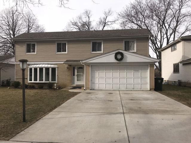917 N Quince Lane, Mount Prospect, IL 60056 (MLS #09918510) :: Helen Oliveri Real Estate