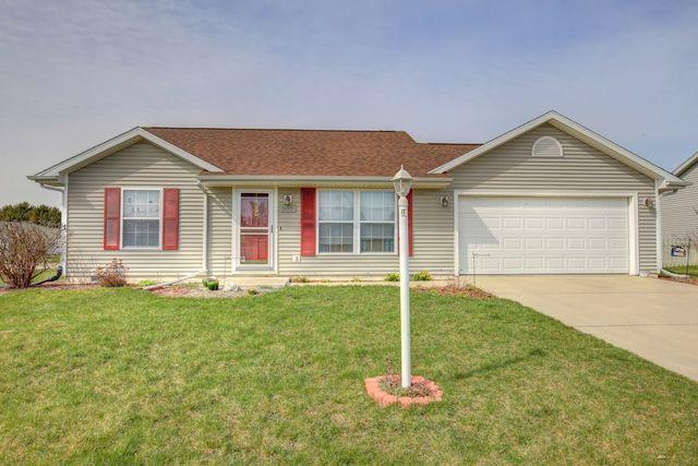 600 Bluestem Drive, ST. JOSEPH, IL 61873 (MLS #09918598) :: Ryan Dallas Real Estate