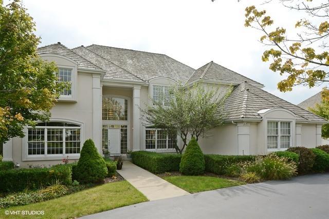 21583 W Swan Court, Kildeer, IL 60047 (MLS #09918701) :: Helen Oliveri Real Estate