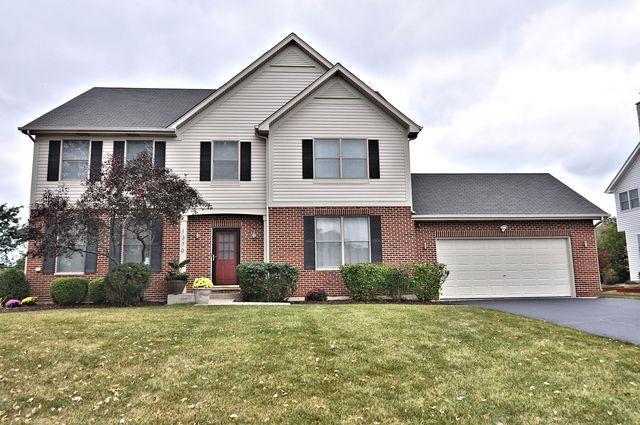 1370 Hunters Ridge W, Hoffman Estates, IL 60192 (MLS #09918731) :: The Jacobs Group