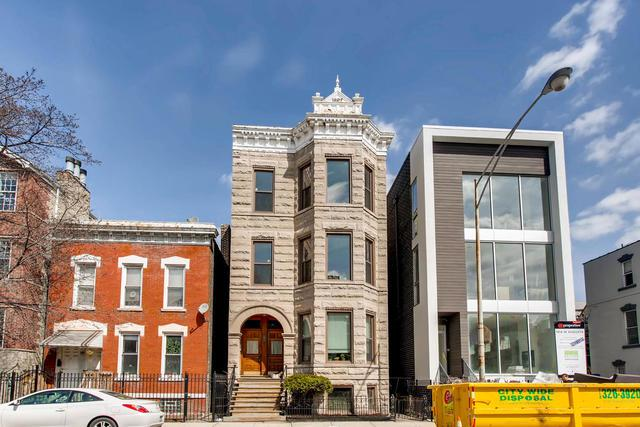 1818 Augusta Boulevard, Chicago, IL 60622 (MLS #09918832) :: The Perotti Group