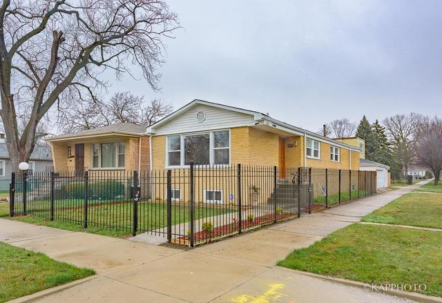1400 W 113th Place, Chicago, IL 60643 (MLS #09919072) :: The Jacobs Group