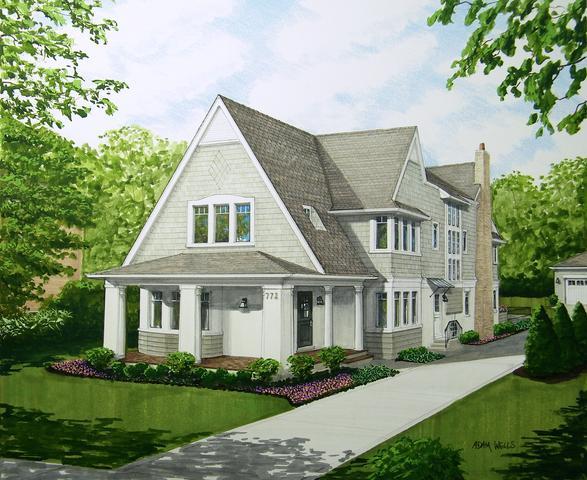 772 Grove Street, Glencoe, IL 60022 (MLS #09919089) :: The Jacobs Group