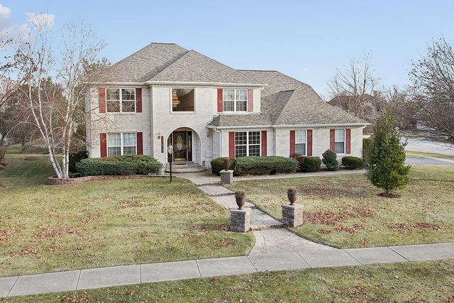 13613 Golden Meadow Drive, Plainfield, IL 60544 (MLS #09919131) :: Lewke Partners
