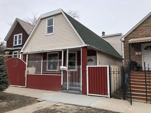 2248 W 50th Place, Chicago, IL 60609 (MLS #09919386) :: Lewke Partners