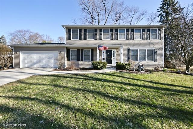 36 S Grant Street, Westmont, IL 60559 (MLS #09919413) :: The Jacobs Group