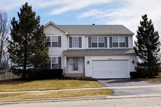 36973 N Deer Trail Drive, Lake Villa, IL 60046 (MLS #09919638) :: The Jacobs Group