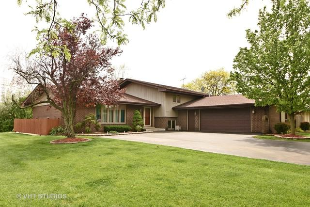 7643 W Sequoia Road, Palos Heights, IL 60463 (MLS #09919693) :: The Wexler Group at Keller Williams Preferred Realty