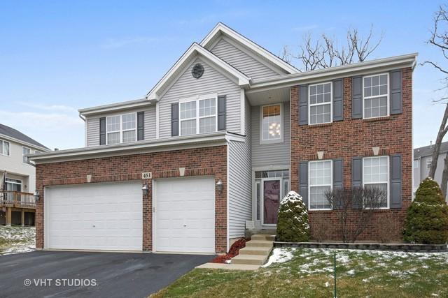 451 Windham Trail, Carpentersville, IL 60110 (MLS #09919789) :: The Jacobs Group