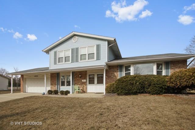 3950 Lexington Drive, Hoffman Estates, IL 60192 (MLS #09919829) :: The Jacobs Group