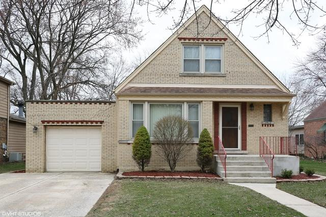 1913 186th Place, Homewood, IL 60430 (MLS #09919875) :: The Wexler Group at Keller Williams Preferred Realty