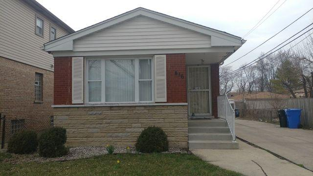 416 W 97th Street, Chicago, IL 60628 (MLS #09919987) :: The Jacobs Group