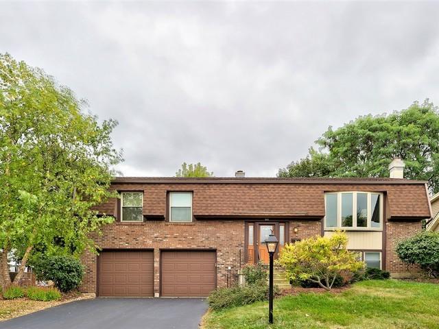 945 Concord Lane, Hoffman Estates, IL 60192 (MLS #09919988) :: The Jacobs Group